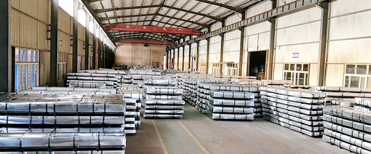 Steel Sheet Stock