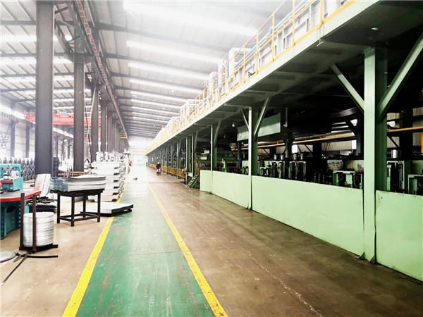 galvanized coil factory