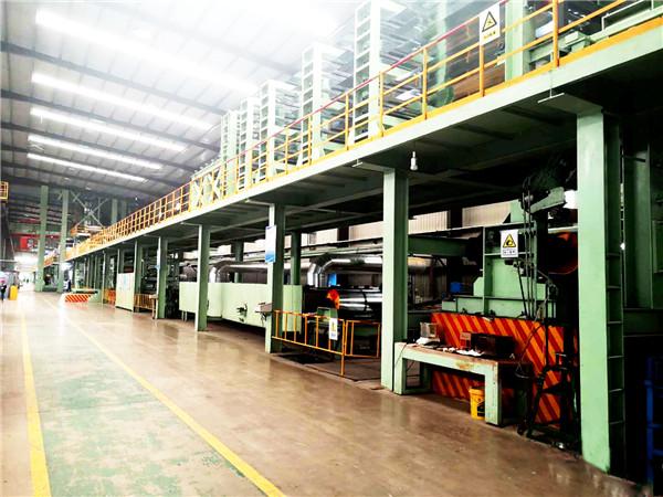 galvanized coil manufacturer