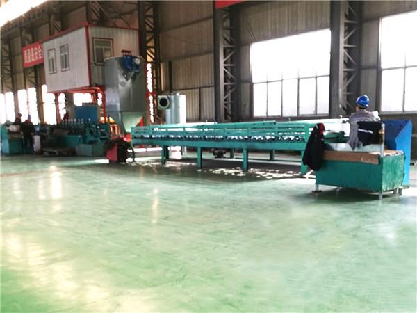 galvanized pipe production line