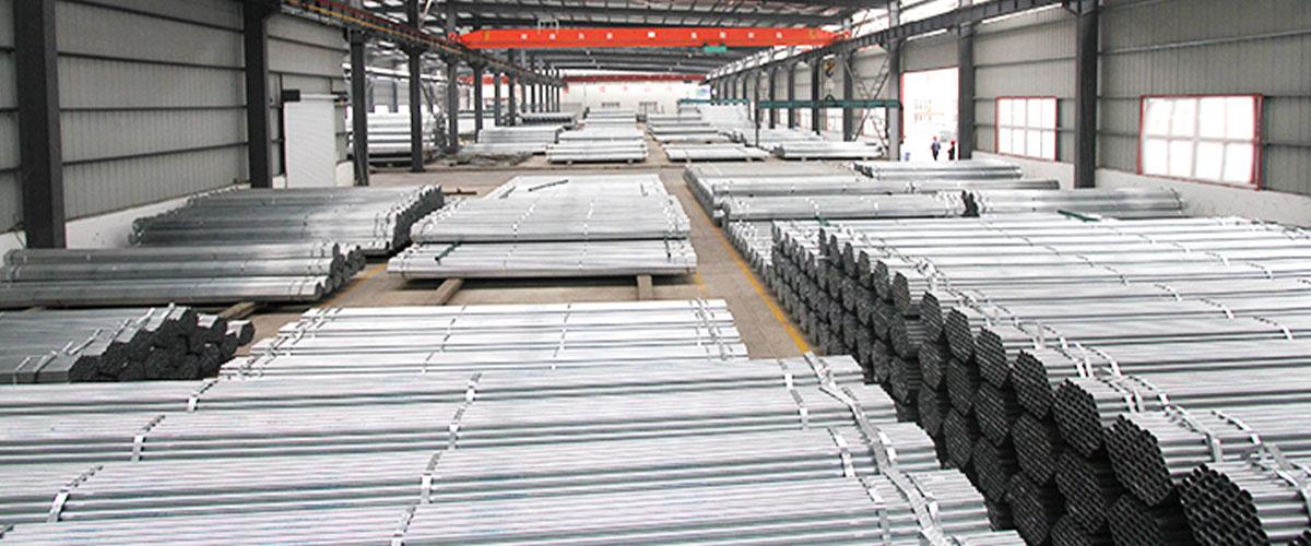 galvanized-pipe-stock