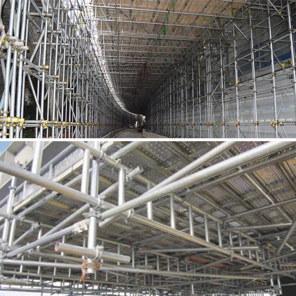 scaffolding tue pipe